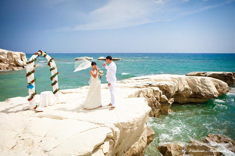 7 земных мест для незабываемой свадьбы и неземной любви