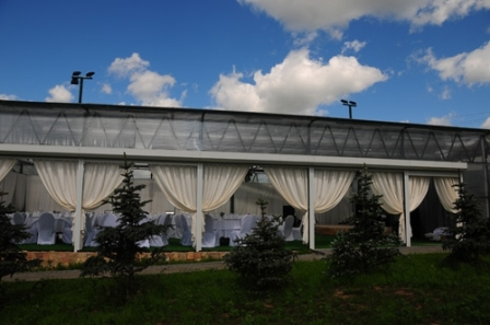 Свадьба летом в Юна Лайф