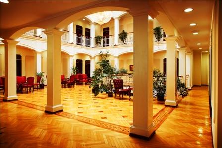 Алроса. Конференц холл