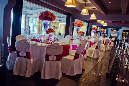 Свадьба на воде. Royal Bar