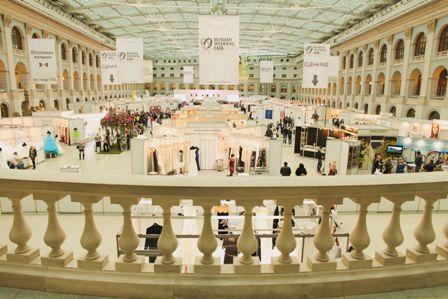 Свадебная выставка Russian Wedding Fair 2013