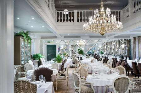 Свадьба в ресторане Гусятников