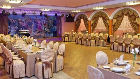 Свадебный банкет в ресторане Саят-Нова