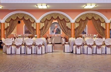 свадебный банкет в Саят-Нова