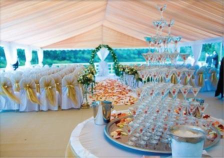 Свадьба в Позитив Парке  — как в сказке