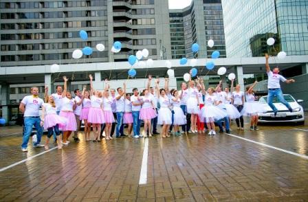 Московский Свадебный Квест и Большая Свадебная Репетиция от Свадебного агентства «Мирон»!