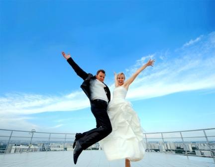 Свадьба в ресторане «Tiberio»!