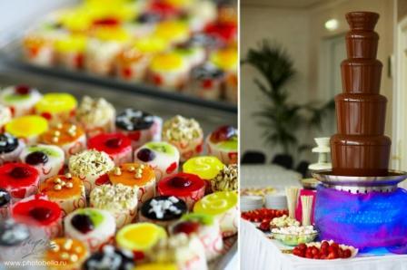 Свадебное предложение от отеля Милан