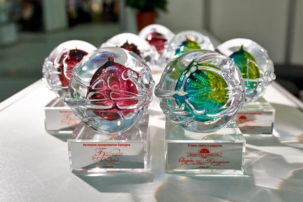Торжественное награждение участников выставочного проекта  «ИНДУСТРИЯ ТОРЖЕСТВА / СВАДЬБА, БАЛ, ПРАЗДНИК»
