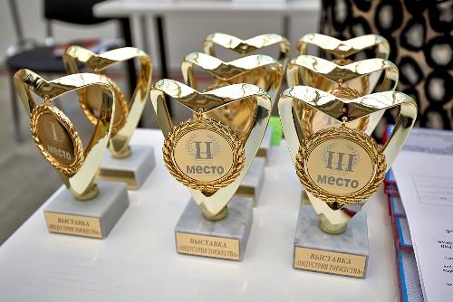 Победители конкурса флористического дизайна  «ЦВЕТОЧНАЯ ФЕЕРИЯ»