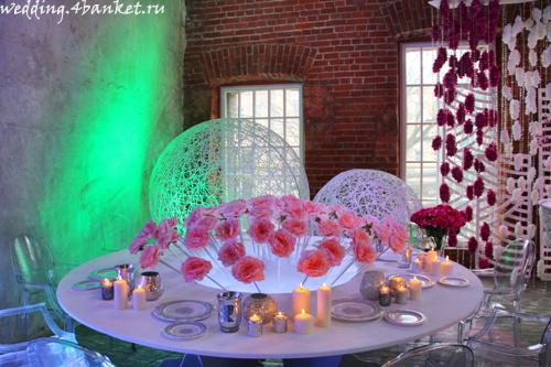 Закрытая презентация Moscow Wedding Stars