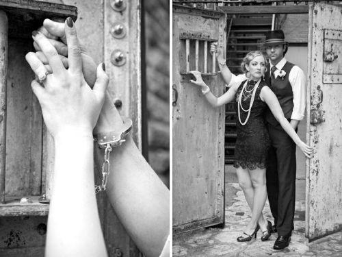 Тематические свадьбы: свадьба в стиле Чикаго