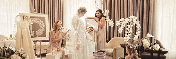 «Свадебный коктейль» в отеле «КОРИНТИЯ САНКТ-ПЕТЕРБУРГ»
