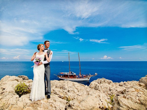 Свадьба за границей: свадьба на Кипре