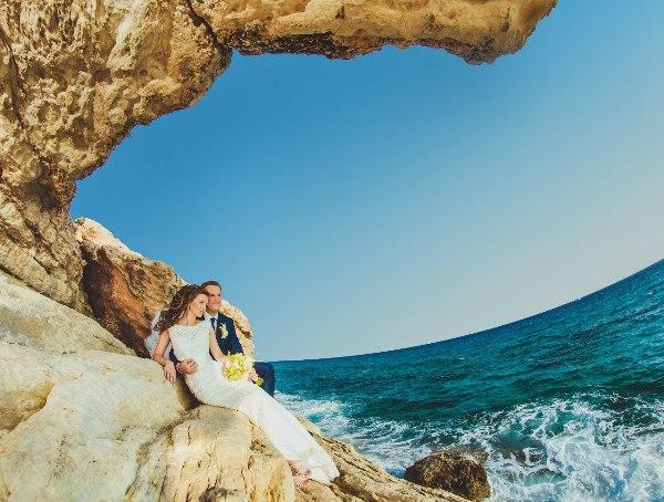 Организация и проведение свадьбы на Кипре