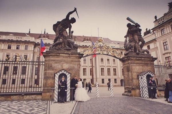 Как организовать свадьбу в Чехии?