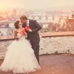 Свадьба в Чехии: в Праге