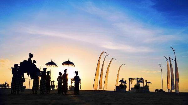 Лучшие места для свадьбы за рубежом: Бали