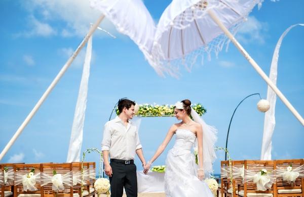 Где сыграть свадьбу за границей? Свадьба на Бали