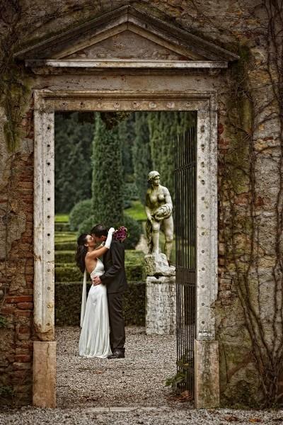 Свадебное путешествие в Верону