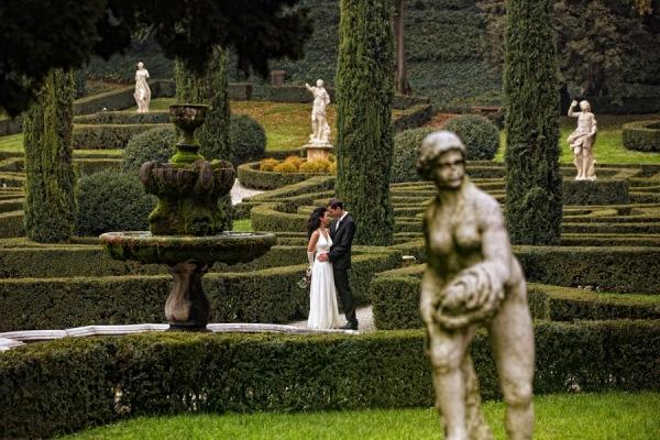 Медовый месяц в Вероне весной