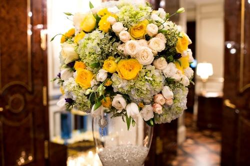 Тенденции в свадебной флористике и свадебном декоре 2014
