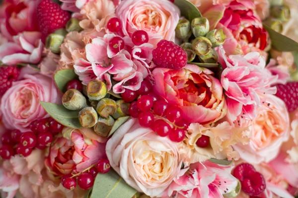 Как выбрать свадебный букет? Тенденции 2014