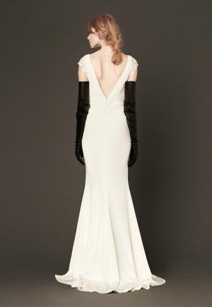 Свадебная мода: свадебные платья от Веры Вонг