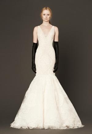 Модные свадебные тенденции 2014: Вера Вонг