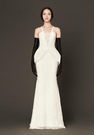 Свадебные платья Вера Вонг