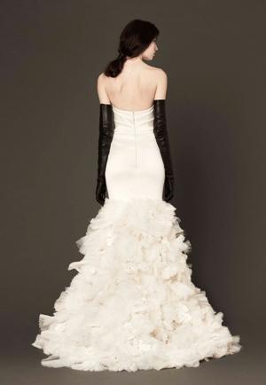 Свадебная мода: Vera Wang