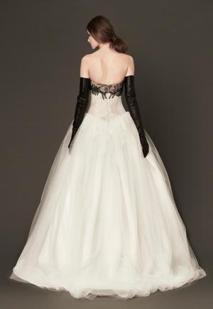 Свадебная мода 2014
