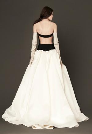 Свадебное платье, тенденции 2014