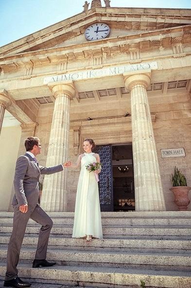 Где сыграть свадьбу за рубежом? Свадьба на Кипре