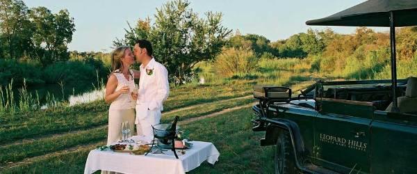 Свадьба за границей: Южная Африка