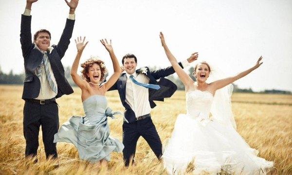 Рассказ свадебного свидетеля со стажем