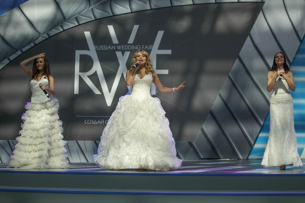 Итоги Russian Wedding Fair 2014