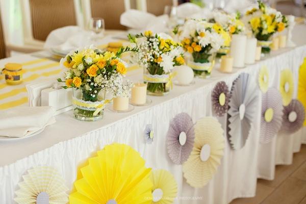 Выбор цвета для свадьбы