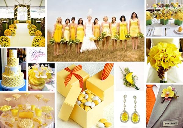 Как выбрать цвет свадьбы?