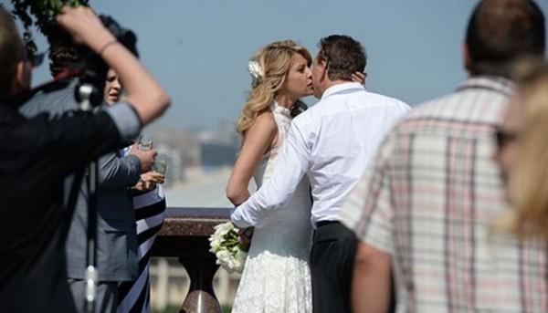 Свадьба Марата Башарова