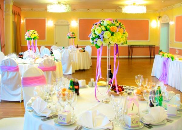 Свадьба со скидкой в отеле «Марко Поло Пресня»