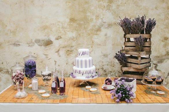 Где провести лавандовую свадьбу в стиле Прованс