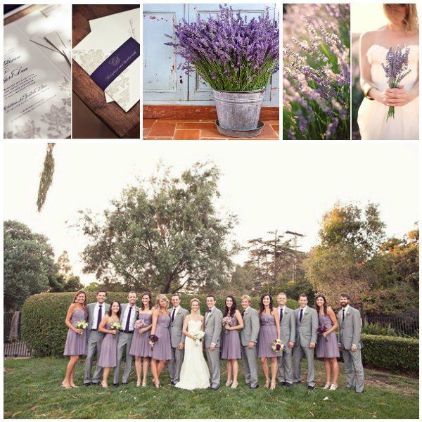 Сказочная свадьба в стиле «Прованс»