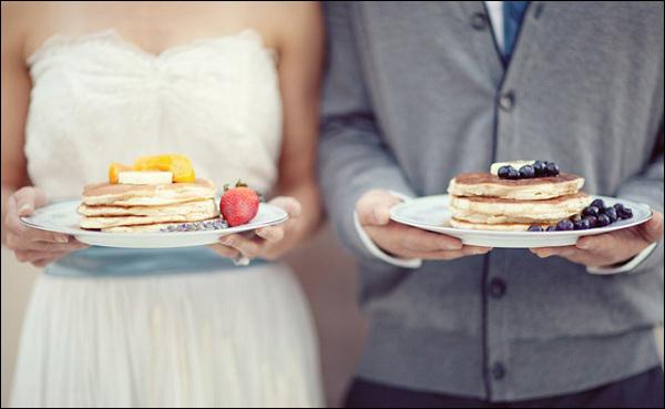 Последние приготовления к свадьбе