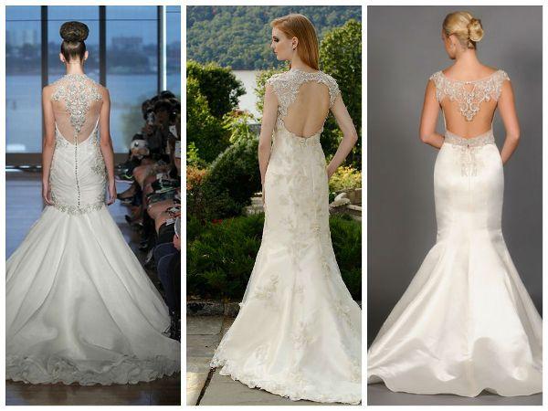 Свадебные платья 2014-2015