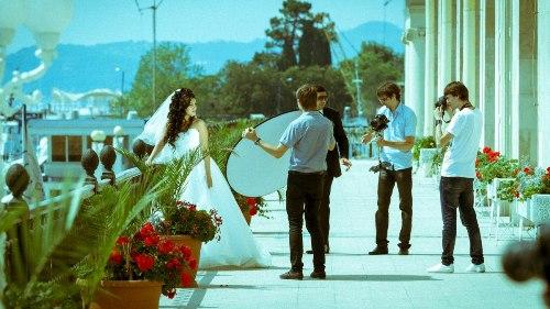 Советы по подбору свадебного фотографа