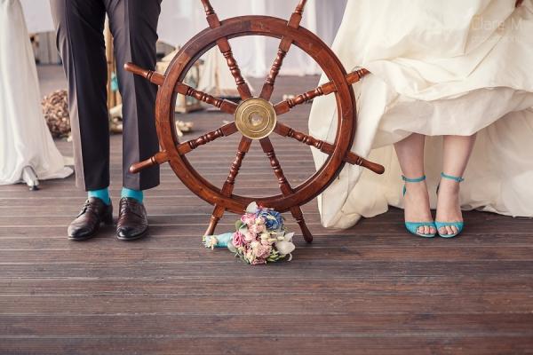 Тематическая свадьба: свадьба в стиле путешествия
