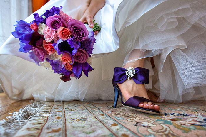 Особенности подбора аксессуаров к свадебному платью