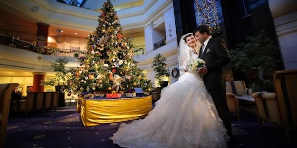 Свадьба на новый год: Плюсы и минусы
