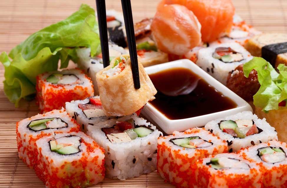 Ресторан азиатской кухни Шикари  Шикари Москва